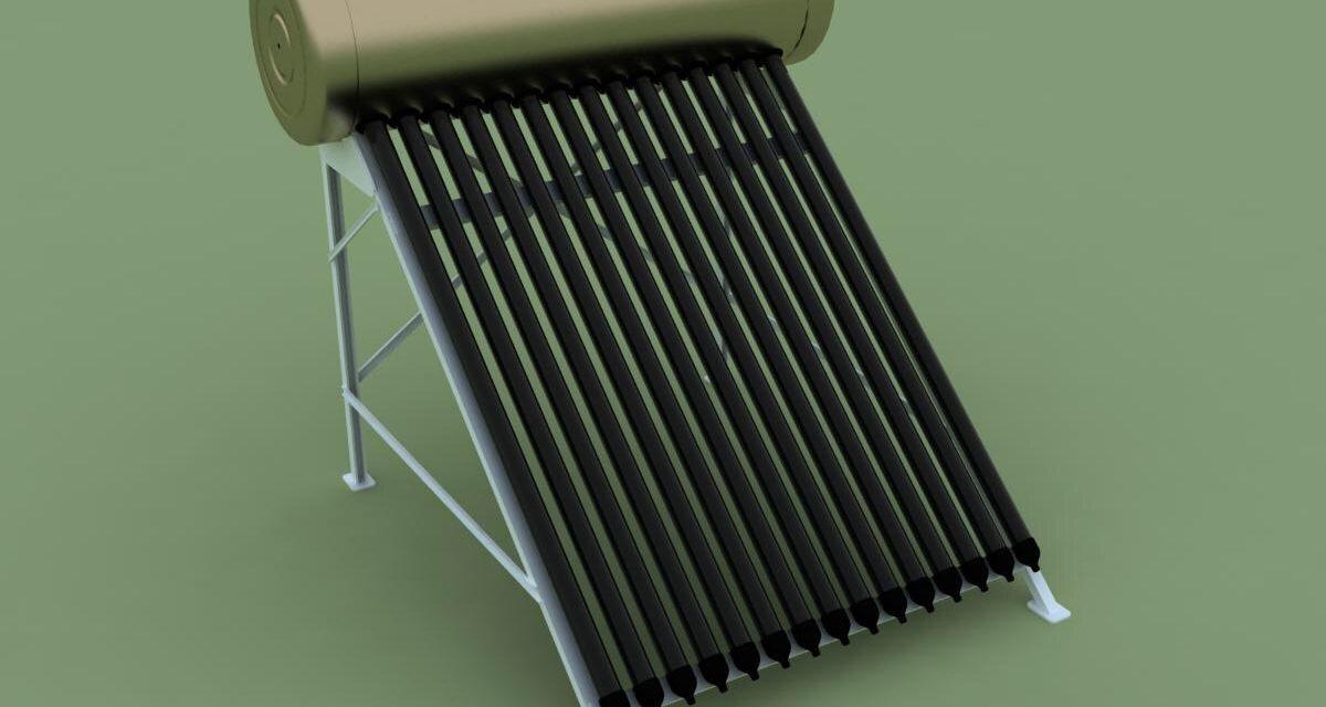 Применение солнечных коллекторов: классические схемы подключения