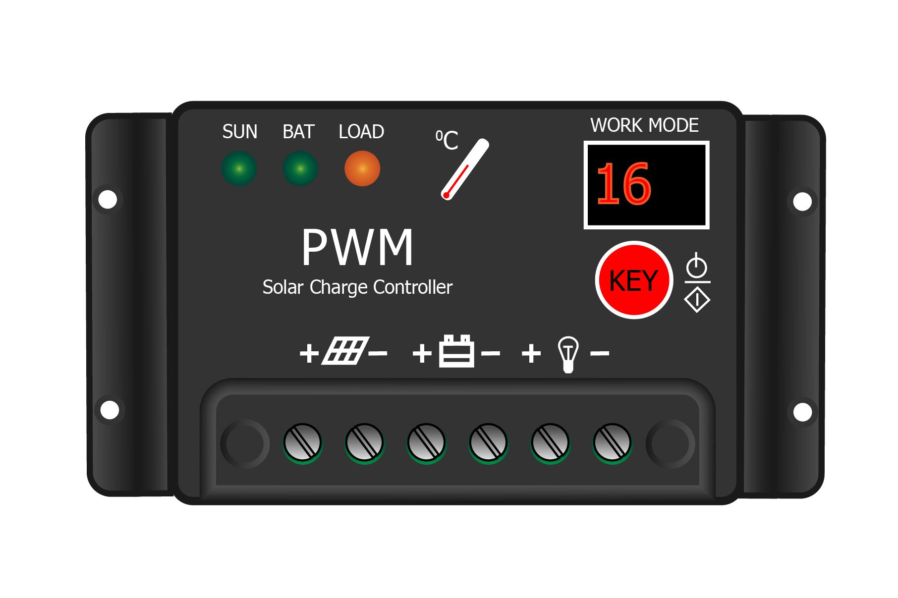 PWMконтроллер